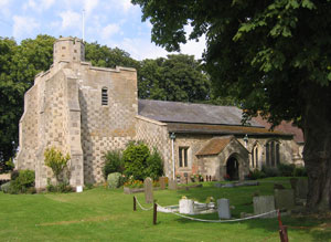 Chalgrave Church